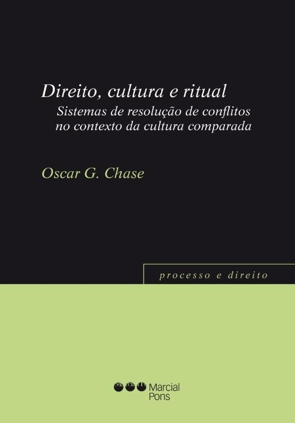 Direito, cultura e ritual