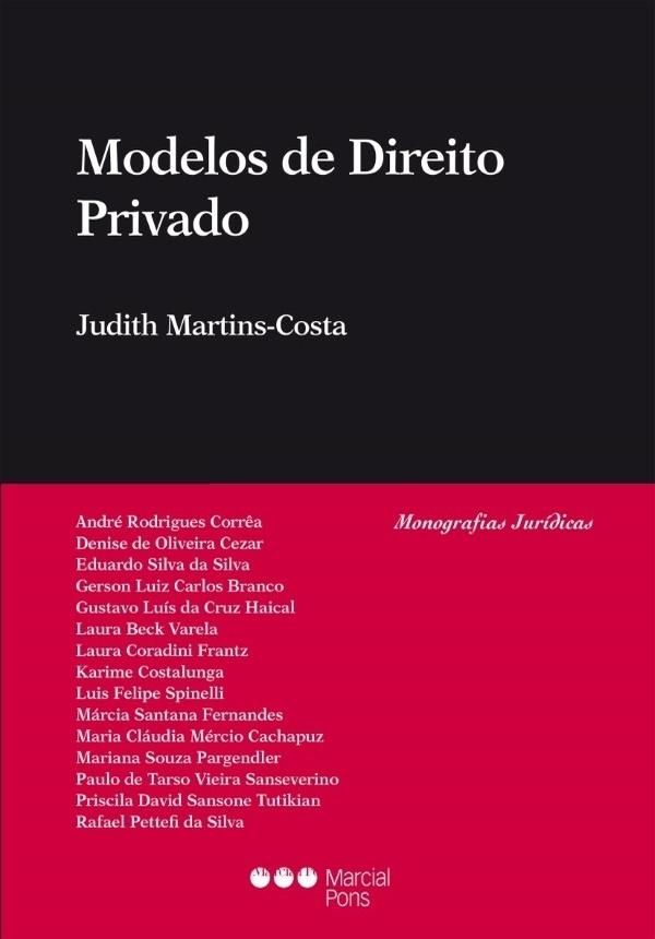 Modelos de direito privado